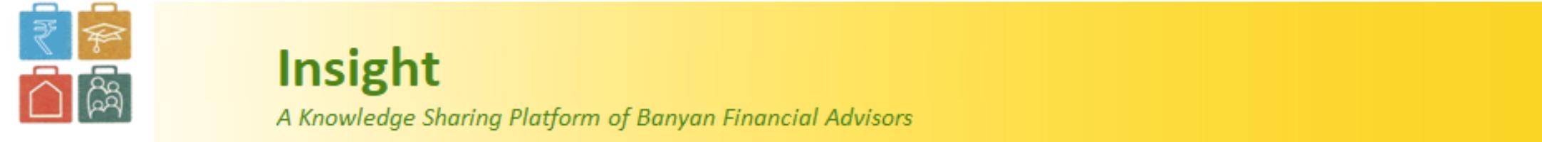 Insight – Banyan Financial Advisor's Blog
